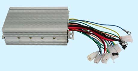 Контроллер с функцией рекуперативного торможения для электровелосипеда