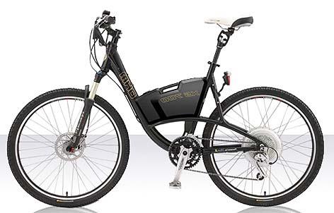 Электрический велосипед Ohm