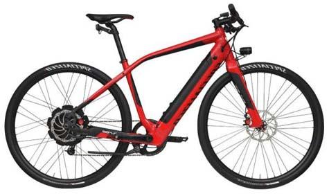 Электровелосипед Speciailized Turbo с функцией регенерации энергии при торможении