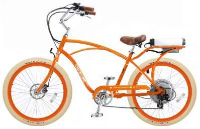 Электрический велосипед Pedego