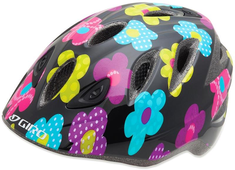 Велосипедный шлем для ребёнка Giro Rascal