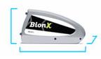Батарея BionX с установкой на нижнюю трубу