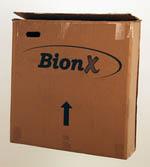 Коробка от комплекта BionX