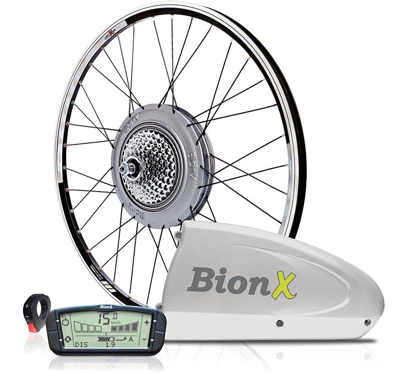 Конверсионный набор для электровелосипеда BionX