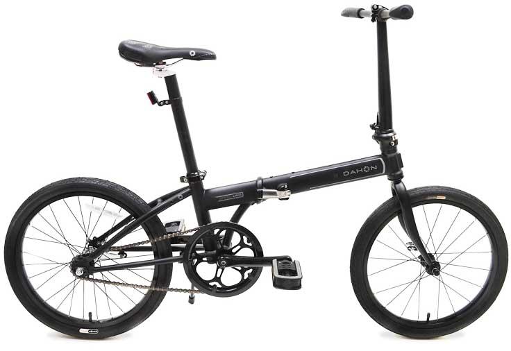 Складной велосипед Dahon Mu Uno
