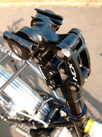 Подседельный штырь с амортизатором SR Suntour SP12-NCX