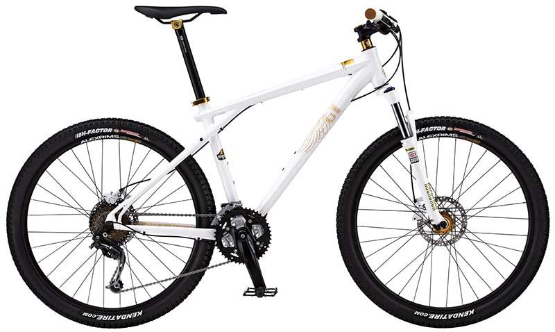 Горный трейловый велосипед GT Karakoram Hans Rey