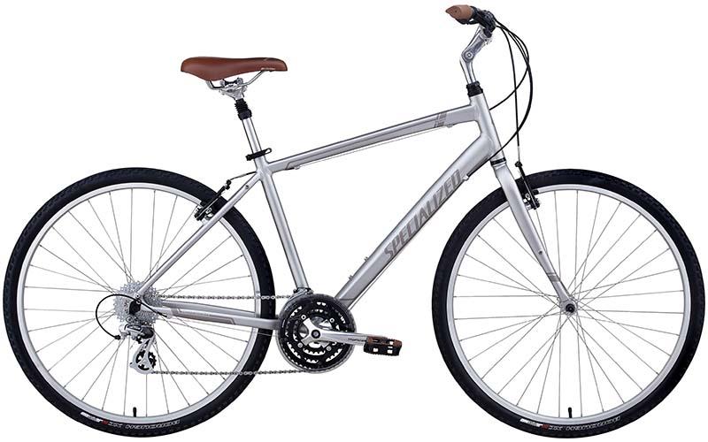Самый лучший недорогой гибридный велосипед Specialized Crossroads Sport