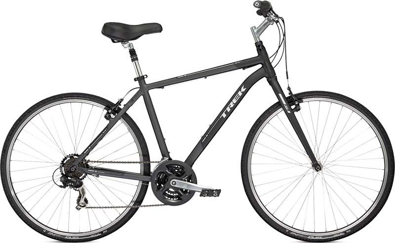 Недорогой гибридный велосипед Trek Verve 1