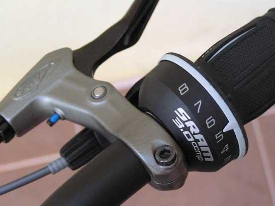 Переключатель велосипеда Dahon Matrix