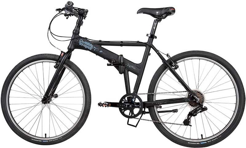 Складной велосипед Dahon Matrix