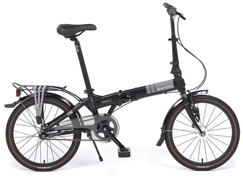 Складной велосипед Dahon Vitesse D3 2013 с 3-скоростной планетарной втулкой Sturmey Archer
