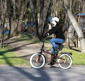 Велосипед B'Twin Tilt 9