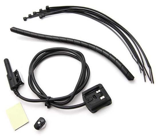 Комплект из крепления и датчика для велокомпьютера Cateye CC-ED400 Enduro
