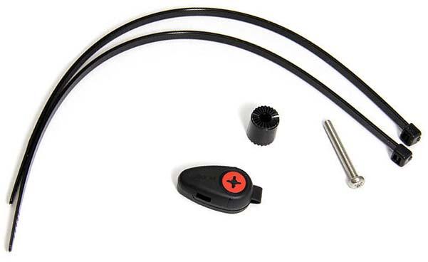 Составной магнит на колесо для велокомпьютера Cateye