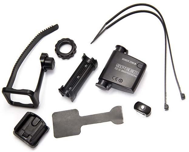 Запасной комплект для велокомпьютера Cateye CC-MC200W Micro Wireless