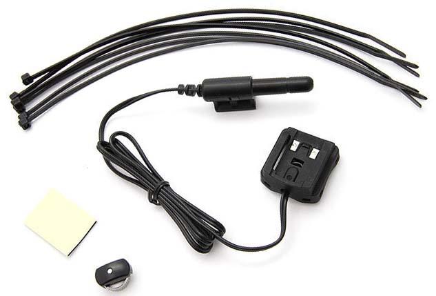 Комплект из крепления и датчика для велокомпьютера Cateye CC-VL820 Velo 9