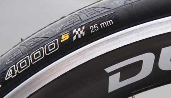 Велопокрышки Continental Grand Prix 4000s 25c