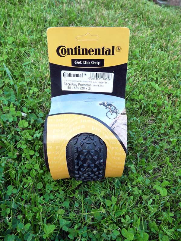 Горные покрышки Continental Race King Protection 26 х 2