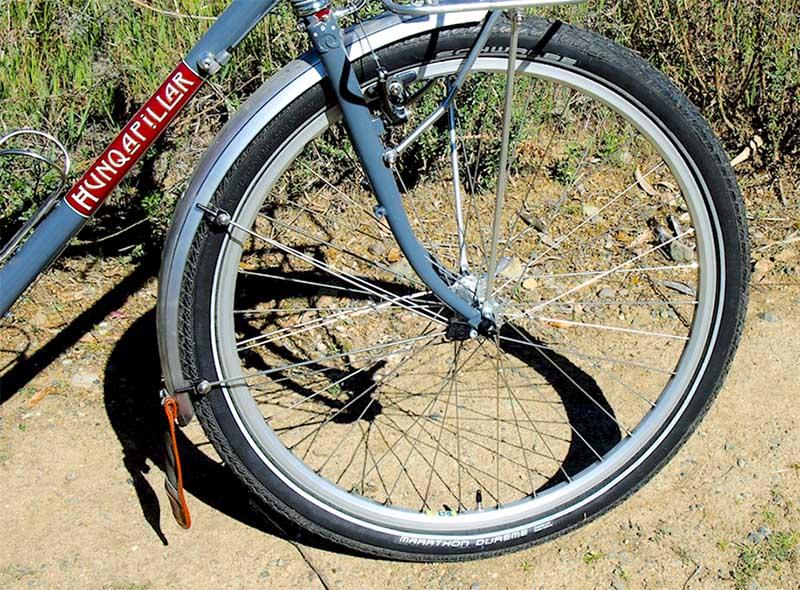 Широкие шины для велосипеда Schwalbe Marathon Dureme