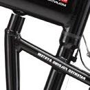 Технология складывания F.I.T. велосипеда Montague SwissBike X50