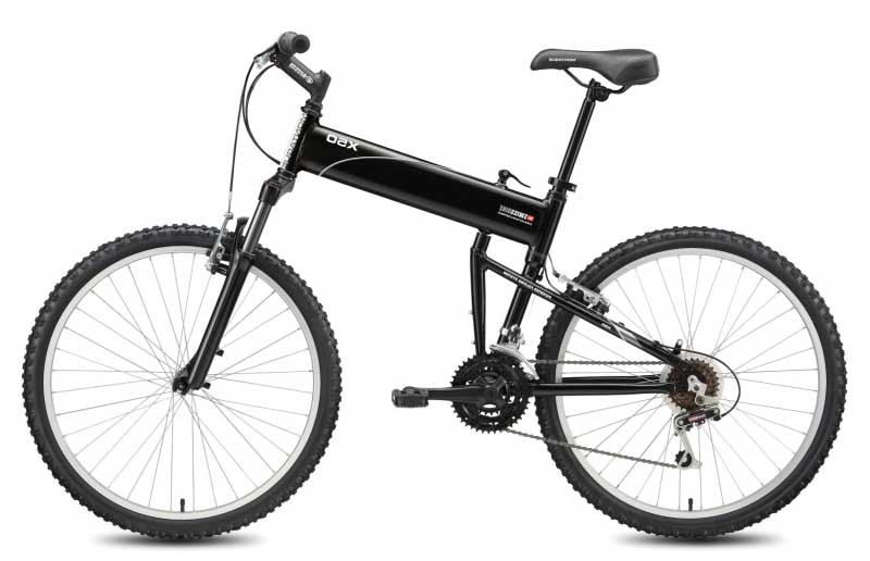 Складной велосипед Montague SwissBike X50