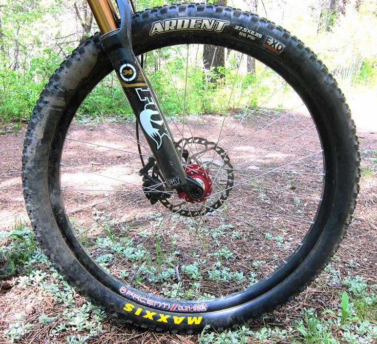 Покрышки для велосипеда Maxxis Ardent EXO 27,5