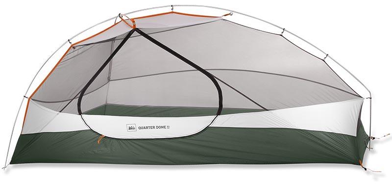 Туристическая палатка на одного человека REI Quarter Dome T1