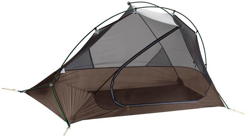 Туристическая 1-местная палатка MSR Hubba