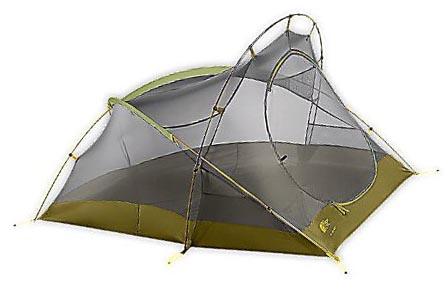 Самая лучшая туристическая палатка на 3 сезона North Face Tadpole 23