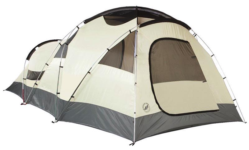 Туристическая палатка на 3 сезона Big Agnes Flying Diamond 6