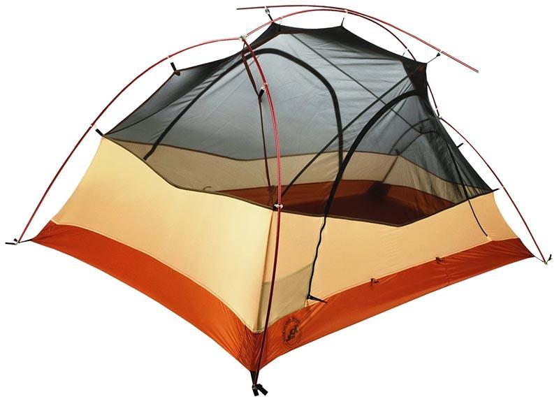 Трёхсезонная туристическая палатка Big Agnes Copper Spur UL2