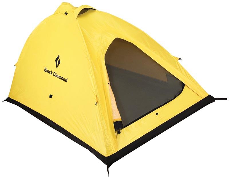Туристическая палатка на 4 сезона Black Diamond I