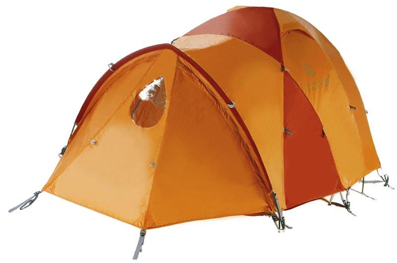 Туристическая палатка на четыре сезона Marmot Thor 3P