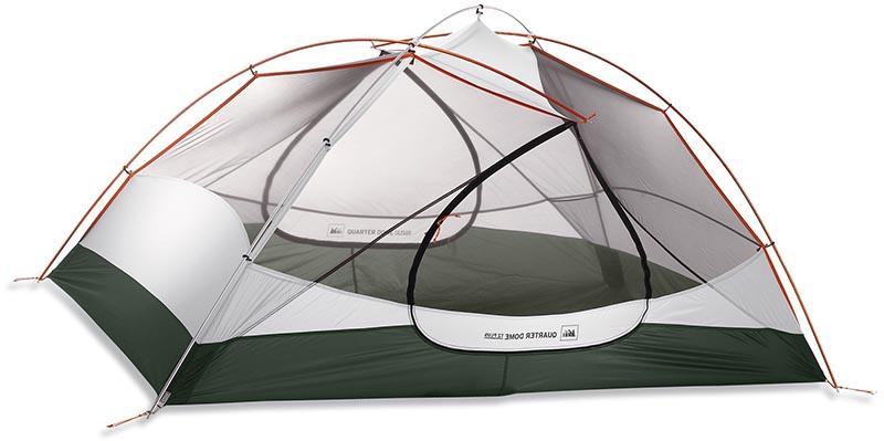 Самая лучшая 2-местная туристическая палатка REI Quarter Dome T2