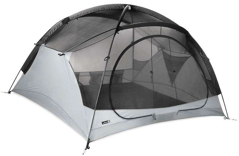 Самая лучшая 4-местная туристическая палатка NEMO Asashi 4P Four-Person