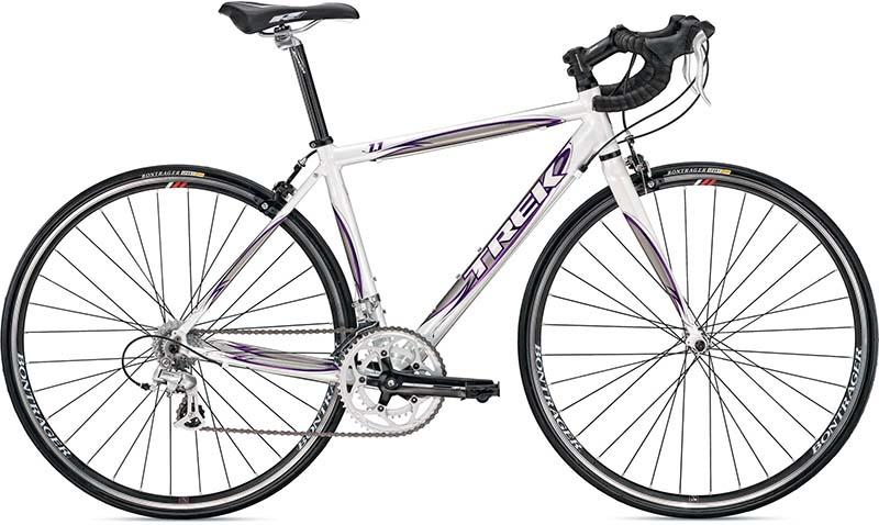 Шоссейный алюминиевый велосипед Trek 1.1