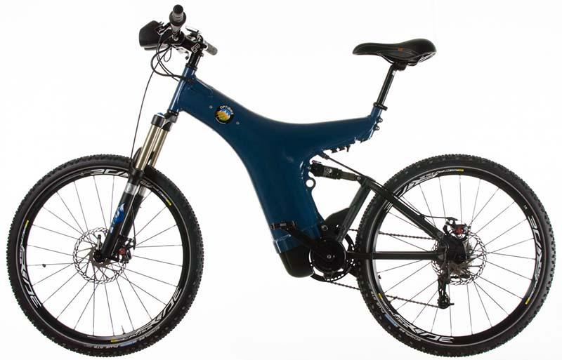 Электрический велосипед Optibike