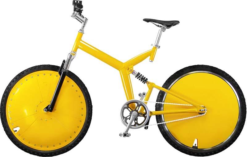 Электровелосипед Shadow Ebike