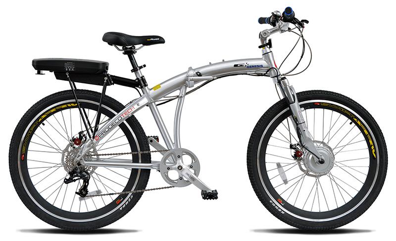 Складной электрический велосипед Prodeco Genesis