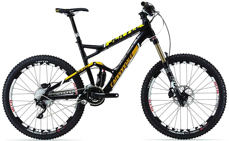 All-mountain велосипед Cannondale Jekyll MX