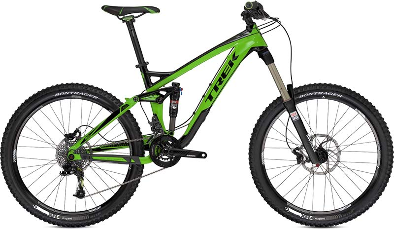 All-mountain велосипед Trek Slash 7