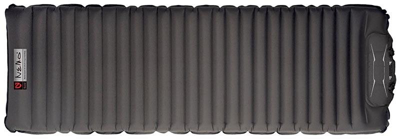 Лёгкий надувной туристический коврик NEMO Cosmo Air XL