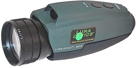 Монокуляр ночного видения Luna Optics 5x80 SM50