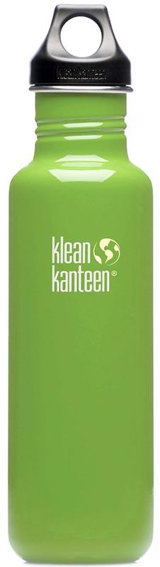 Самая лучшая походнач фляга из нержавейки Klean Kanteen Stainless Steel Colored