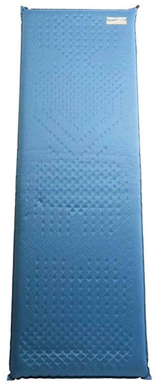 Самонадувающий коврик для туристов Thermarest Luxury Map Air Mattress