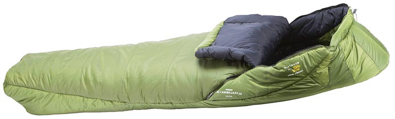 Самый лучший синтетический спальник Mountain Hardwear UltraLaminina 15 Long 2013