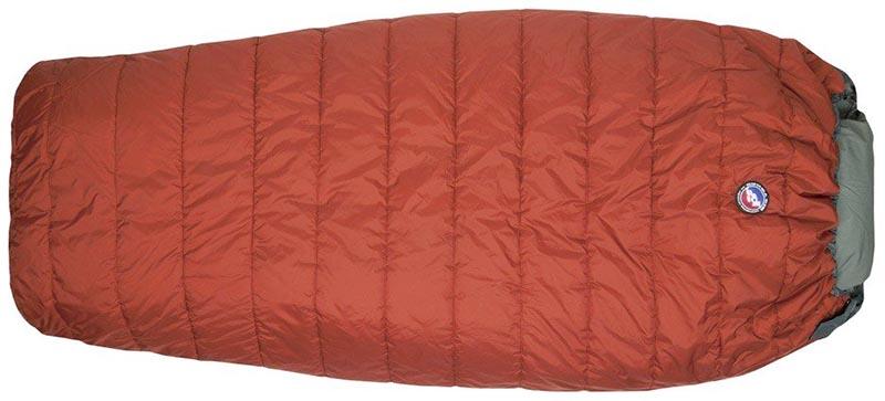 Спальный мешок из синтетических материалов Big Agnes Buffalo Park Long 2013