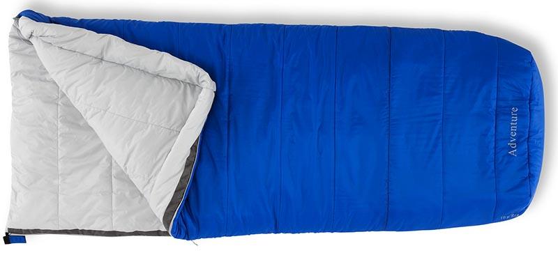 Спальник из синтетики L.L. Bean Adventure Rectangular 10