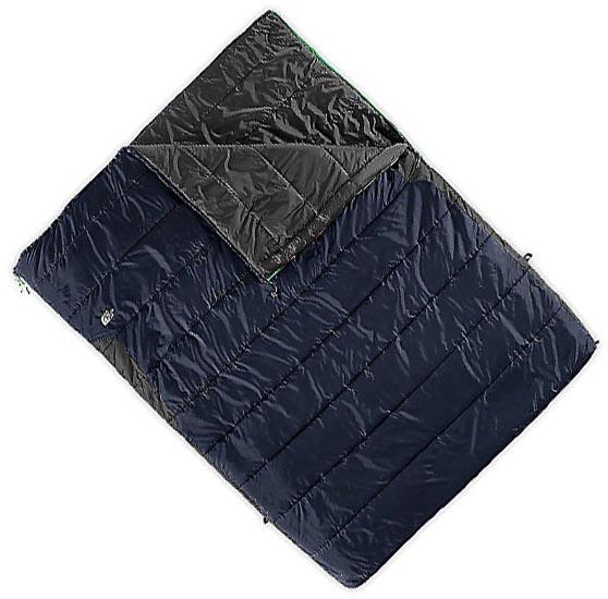Синтетический спальный мешок The North Face Dolomite Double 3S Bx 2013